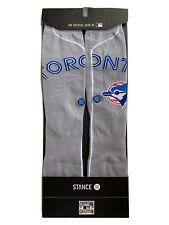 STANCE Toronto Blue Jays Men's MLB Baseball Socks Large (9-12) - NWT!