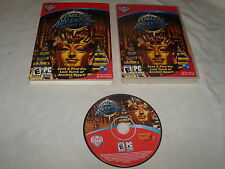 Amazing Adventures The Lost Tomb (PC, 2007) Game