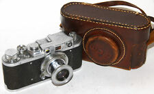 FED-1 Vintage rangefinder Soviet camera   #365401 working
