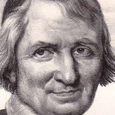 Portrait XIXe Arnauld Antoine Arnauld Théologien Philosophe Jansénisme Bruxelles