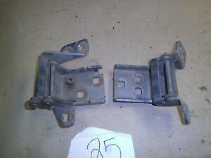 1981 1987 1991 CHEVROLET GMC C10 K10 K30 DOOR HINGE PARTS LOT PROJECT PARTS FIX