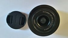 Panasonic Lumix G Vario 12-32mm F/3.5-5.6 ASFERICA Mega O.I.S lente ED (Nero)