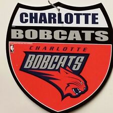 NBA Interstate Sign, Charlotte Bobcats, NEW