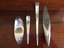 Mono Juego / herramientas, 4 Pieza Conjunto de cubiertos, acero inox. 18/10