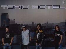 TOKIO HOTEL - A4 Poster (21 x 28 cm) - Bill Tom Kaulitz Clippings Fan Sammlung