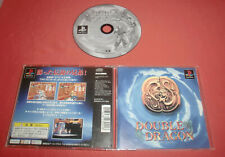 Playstation PS1 Double Dragon [NTSC-J] PS One Jap JRF