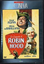 La leggenda di Robin Hood - Film in DVD del 1938 vincitore di 3Oscar - ST492
