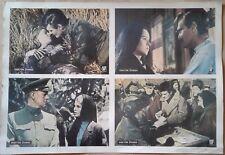 Doctor Zhivago YUGOSLAVIA - MONTENEGRO JUMBO LOBBY CARD 1966 IMPOSSIBLE TO FIND