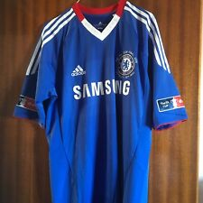 Chelsea Lampard player issue FA Cup final shirt 2010 mint condition