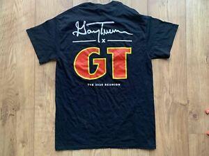 GT X Gary Turner 2020 Reunion Old School BMX T-shirt Black