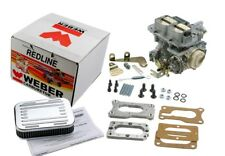Fits Honda Accord 86-89 Weber conversion kit w/genuine 32/36 DGEV European Weber