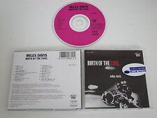 MILES DAVIS/BIRTH OF COOL(CAPITOL JAZZ CDP 7 92862 2) CD ALBUM