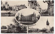 Hampshire; Winchester Multiview RP PPC 1964 Local PMK By Valentines