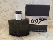 James Bond 007 Eau de Toilette 30ml 1oz in original packaging NEW