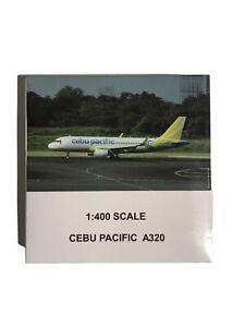 Gemini Jets Cebu Pacific A320 REG # RP-C-4107 1:400 ( NEW )