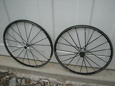 READ! B4 BID Mavic Ksyrium SLS wheelset front rear Shimano clincher 700c Alloy