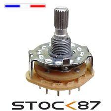 1350# 1 à 5pcs commutateur rotatif  4 modèles au choix - interrupteur