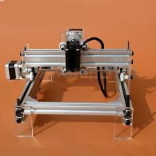 DIY Mini Laser Engraving Machine Desktop Wood PVC Logo Marking Printer 500MW Kit