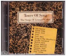 LEONARD COHEN	- TOWER OF SONGS THE SONGS OF LEONARD COHEN