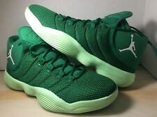 832299e8f223 Jordan Super.Fly 2017 men basketball shoe size 11.5 green 921204-301