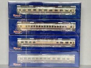 Roco 45924 DB TEE Rheingold Set 4-teilig rot/beige Epoche IV neuwertig rar!