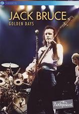 Jack Bruce: Golden Days (UK IMPORT) DVD NEW