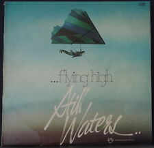 STILL WATERS - FLYING HIGH 1978 OZ FUNK-JAZZ-CHRISTIAN VINYL GENESIS GS 5005