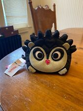 Betsey Johnson Hedgehog  Faux-Leather Cosmetic Bag