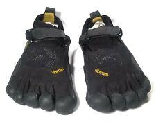 Vibram Fivefingers Women's 39 Est US 7.5-8 KS W148 Black Barefoot Running Shoes