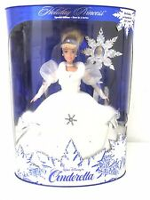 New In Box Cinderella Antique Barbie 1996 Special Edition 1st in Series E10-02