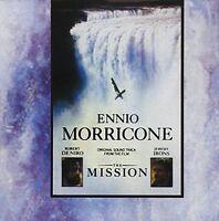 Ennio Morricone Mission (soundtrack, 1986) [CD]