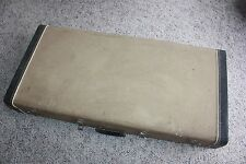 1960's Fender pedal steel 400 hard case blonde