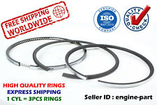 Piston Rings Set 104mm for Cummins QSB Iveco F4GE9454K 1930922 8045.25 8094845