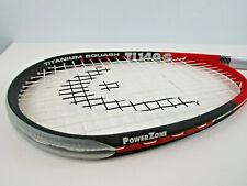 Head Titanium Ti 140 G Squash Racquet Power Zone (No Case)