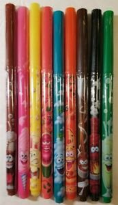 Crayola Doodle Scents Smelly Markers Bold Colors Set of 9 Brand New In Wrappers