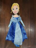 "Disney Store 16"" Cinderella Plush Rag Doll"