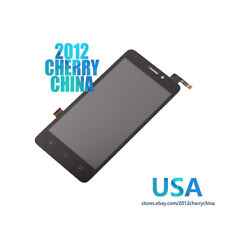 """USA Black For ZTE Maven 2 Z831 5"""" Assembly LCD Display Touch Screen Digitizer"""