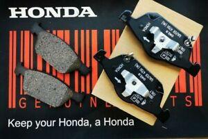 GENUINE HONDA CIVIC FRONT BRAKE PADS 12-16  ALL MODELS EXCLUDING TYPE R