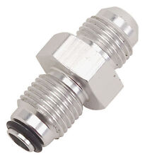 """Russell 648020 Power Steering Adapter Fitting #6 AN Male to 9/16""""-18 o-ring Seal"""