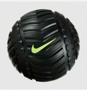 """Nike 5"""" Recovery Ball  Black/Volt Athletic Unisex Sports Equipment"""