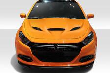 2013-2016 Dodge Dart Duraflex Hellcat Look Hood - 1 Piece 113194