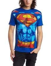 Bioworld Men's Superman Muscle Costume Tee Medium, New