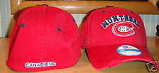 Montreal Canadiens New Era Hat Cap NHL 39Thirty M/L
