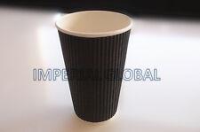 50pcs 16oz(473ml) disposable paper takeaway coffee cups