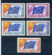 FRANCE - Service Conseil Europe yvert 30/34 neufs** TB