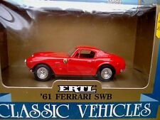 1/43 Ertl  Ferrari SWB 1961