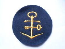 Marine Abz. für Logistik und Stabsdienst für Unteroffiz. und Mannschaften 6cm Ø