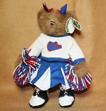 Bearington Bears Plush Vicky Varsity Cheerleader Fall 2008 New Retired