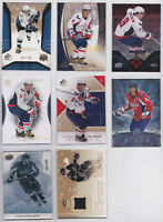 Alex Alexander Ovechkin Insert Parallel Numbered Jersey Washington Capitals