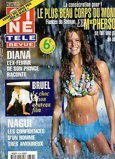 CINE REVUE 1997 N°34 elle mac pherson bruel claude jarman jr nagui